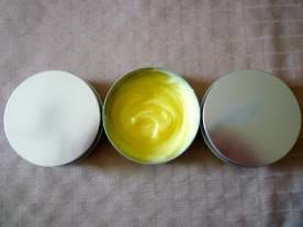 Easy Beeswax Lotion