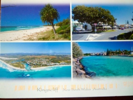Got this postcard in from Rachel over at mummyflyingsolo #sohappy!