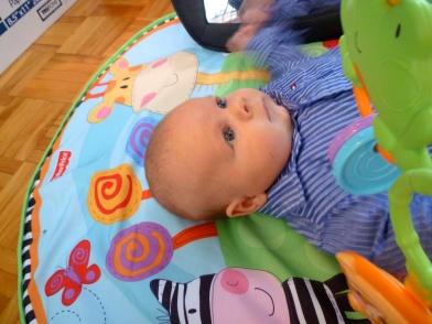 Charles 8 weeks